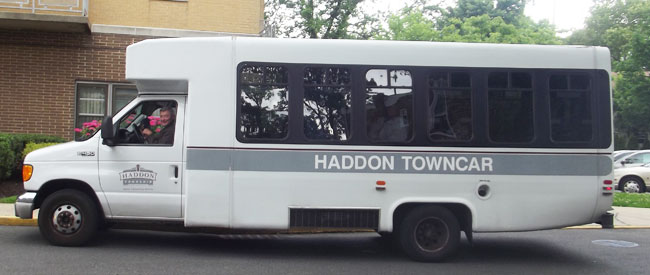 Haddon Township Housing Authority Bus Transportation